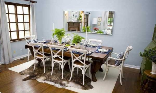 40 Creative Dining Table Decoration Ideas  (28)