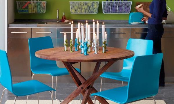 40 Creative Dining Table Decoration Ideas  (3)