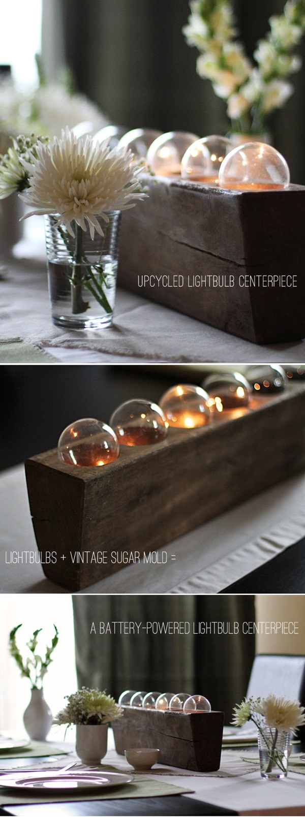 19 Brilliant Ways to Repurpose Old Light Bulbs 16