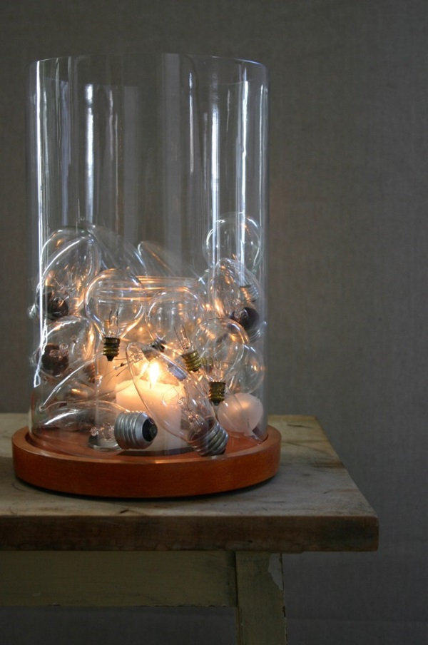 19 Brilliant Ways to Repurpose Old Light Bulbs 5