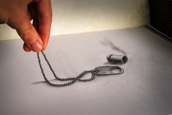 35 extremely Beautiful Illusion Drawings 22