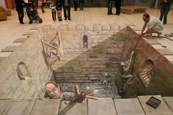 35 extremely Beautiful Illusion Drawings 34