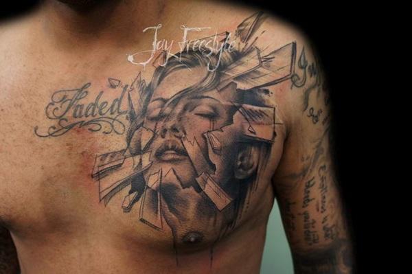 40 Mindblowing Freestyle Tattoo Designs 10