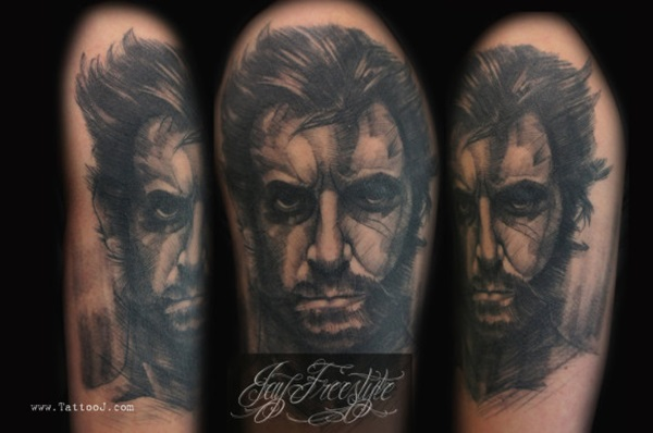 40 Mindblowing Freestyle Tattoo Designs 17