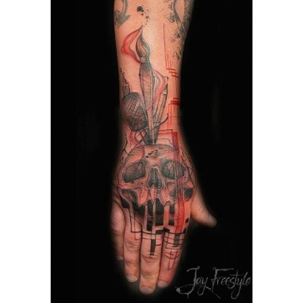 40 Mindblowing Freestyle Tattoo Designs 18