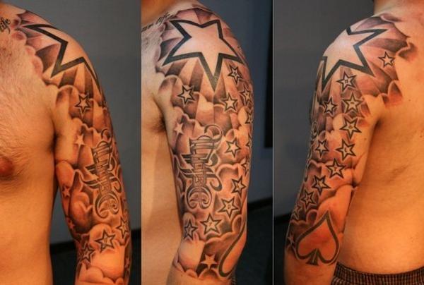 40 Mindblowing Freestyle Tattoo Designs 2