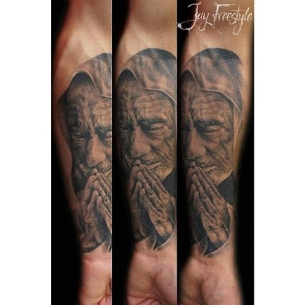 40 Mindblowing Freestyle Tattoo Designs 20