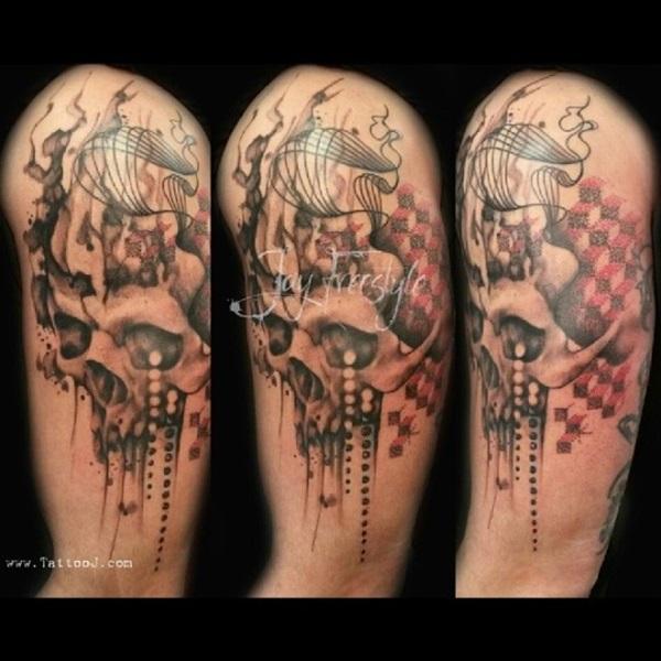 40 Mindblowing Freestyle Tattoo Designs 25