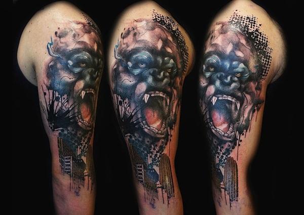 40 Mindblowing Freestyle Tattoo Designs 3