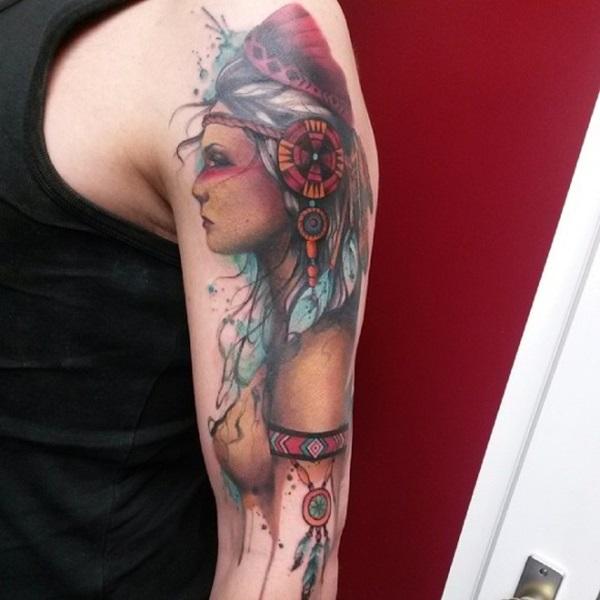 40 Mindblowing Freestyle Tattoo Designs 36