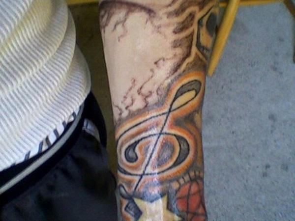40 Mindblowing Freestyle Tattoo Designs 4
