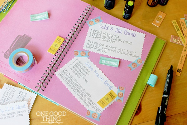 40 Useful Scrapbook Ideas  17