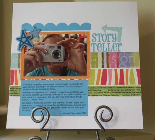 40 Useful Scrapbook Ideas  21