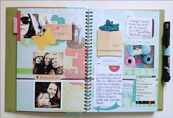 40 Useful Scrapbook Ideas  4