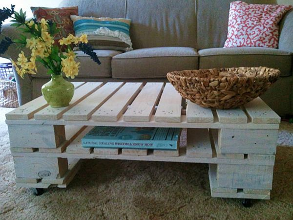 40 Ways to Make use of Old Pallets 13