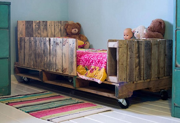 40 Ways to Make use of Old Pallets 14