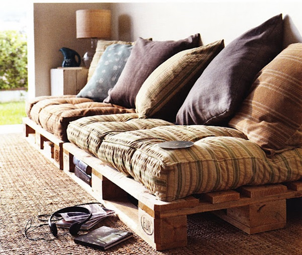 40 Ways to Make use of Old Pallets 18