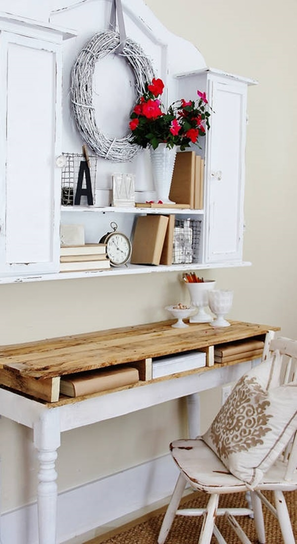 40 Ways to Make use of Old Pallets 24