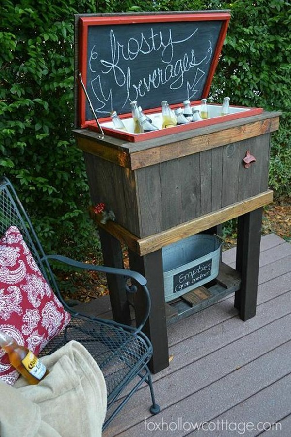 40 Ways to Make use of Old Pallets 28