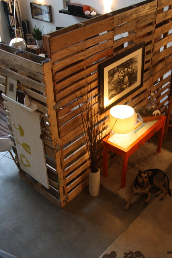 40 Ways to Make use of Old Pallets 37
