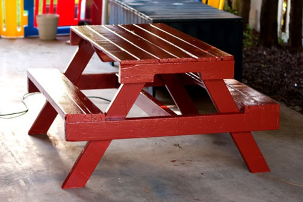40 Ways to Make use of Old Pallets 38