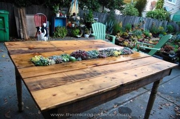 40 Ways to Make use of Old Pallets 5