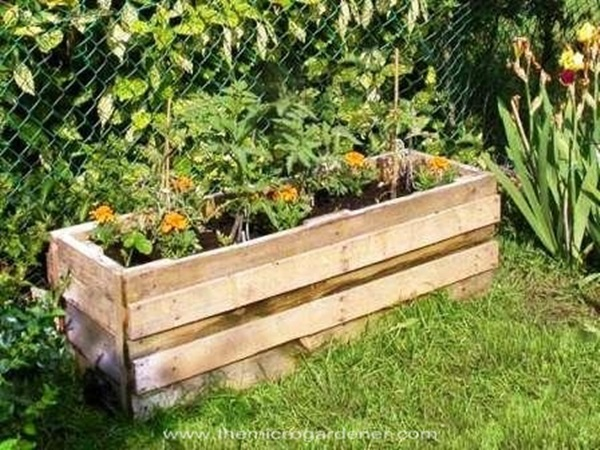 40 Ways to Make use of Old Pallets 6