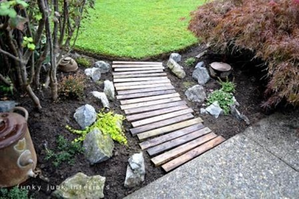 40 Ways to Make use of Old Pallets 7