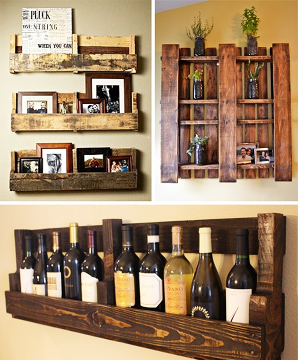40 Ways to Make use of Old Pallets 8