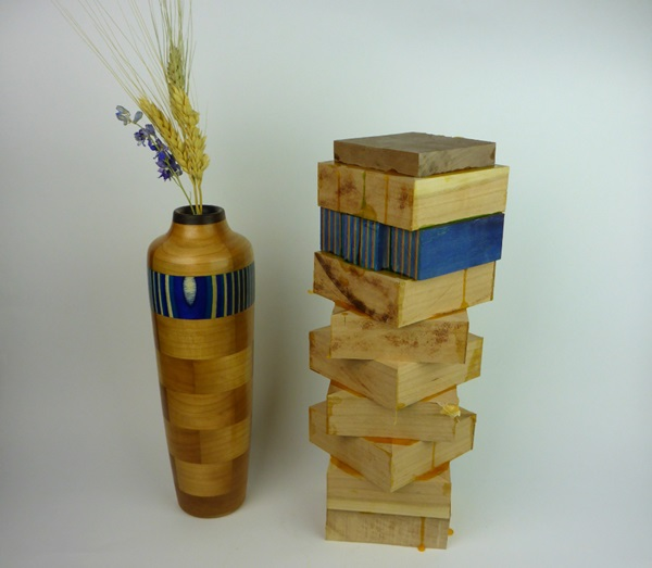 DIY Wooden Vase for this Mothers Day 1