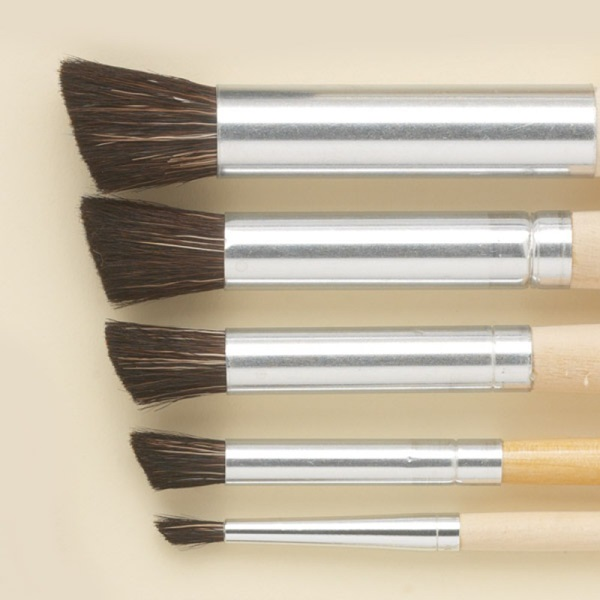Different Types of Paint Brushes 10