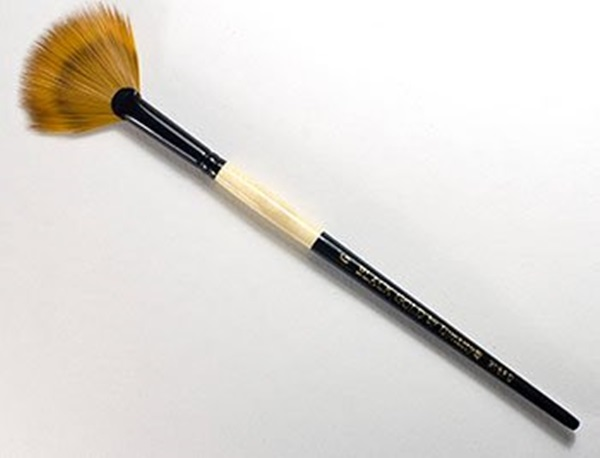 Different Types of Paint Brushes 12
