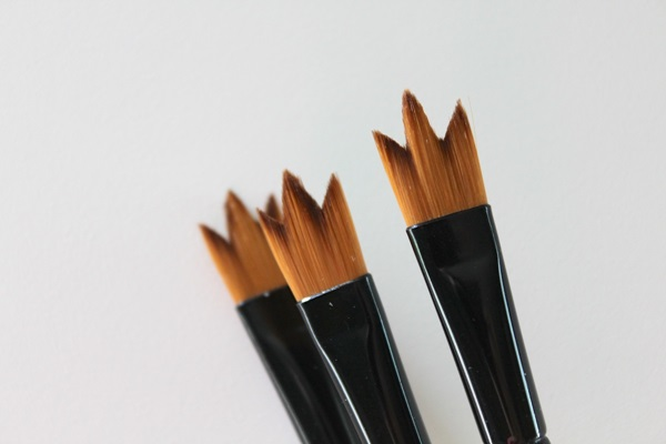 Different Types of Paint Brushes 14