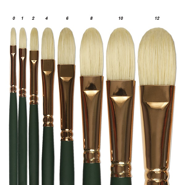 Different Types of Paint Brushes 2