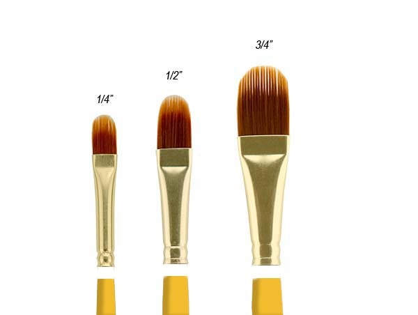 Different Types of Paint Brushes 7