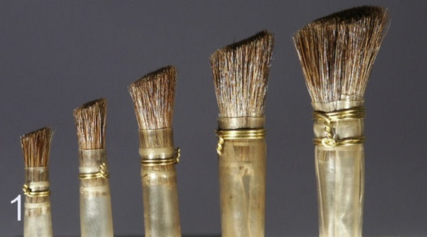 Different Types of Paint Brushes 9