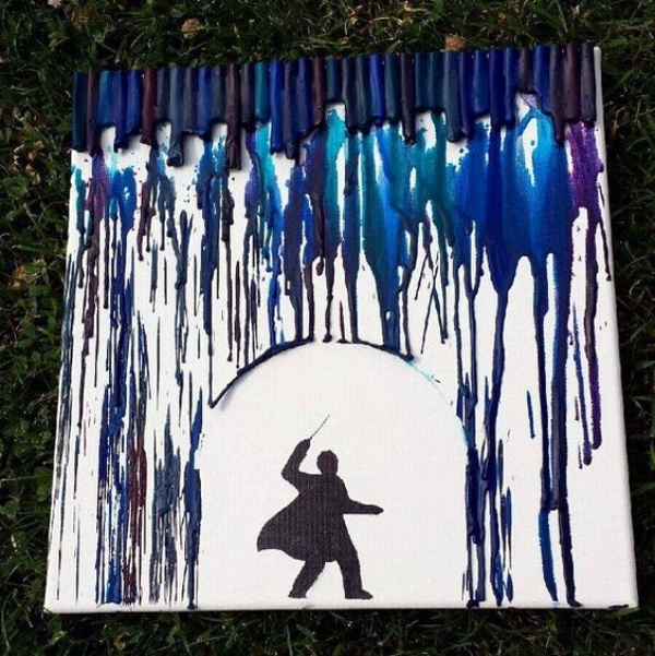 Melted Crayon Art Ideas00007