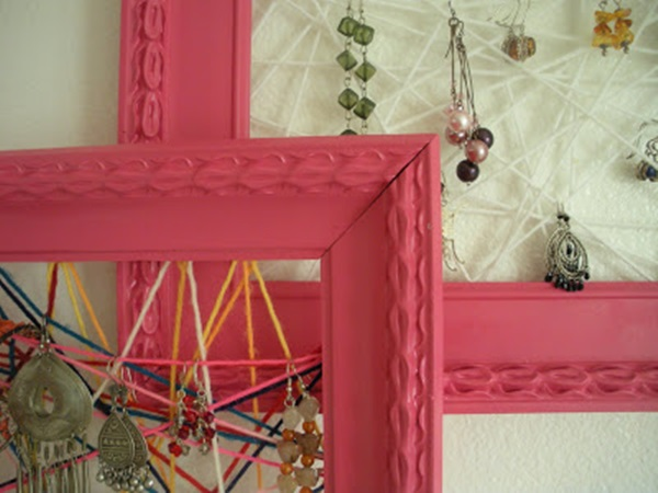 20 Things to make from Old Picture Frames 15