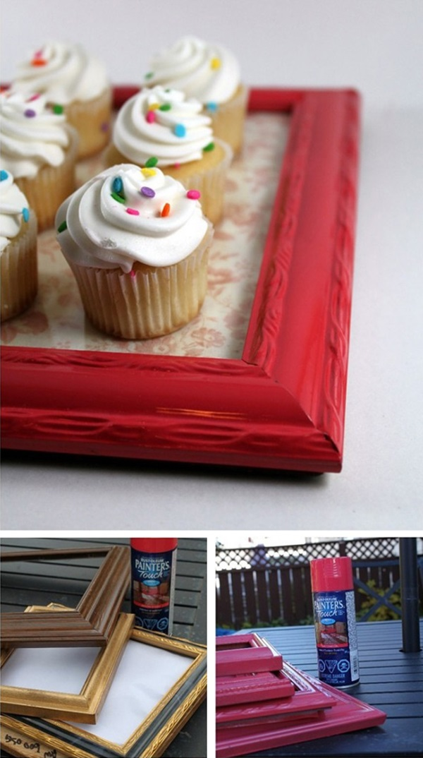 20 Things to make from Old Picture Frames 2