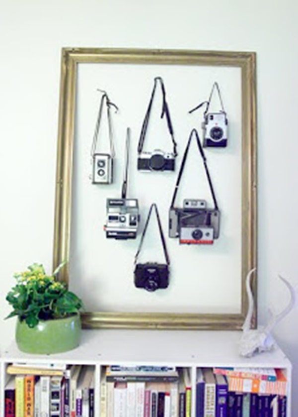 20 Things to make from Old Picture Frames 3