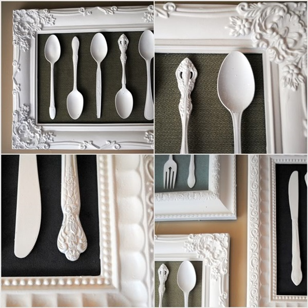 20 Things to make from Old Picture Frames 4
