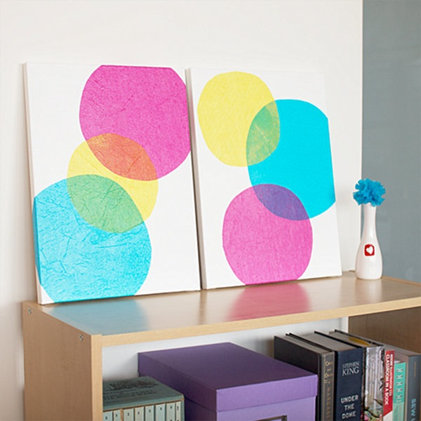 40 Easy Canvas Painting Ideas 29