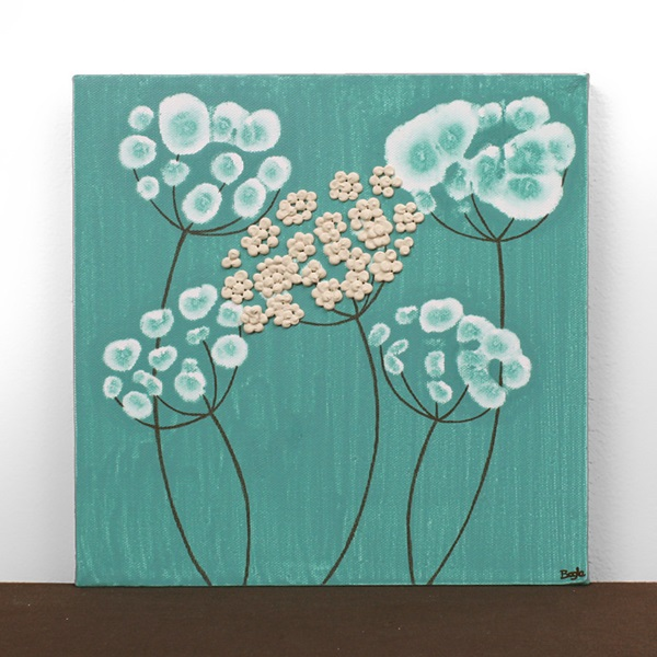 40 Easy Canvas Painting Ideas 32