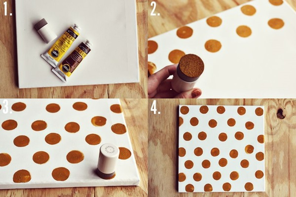 40 Easy Canvas Painting Ideas 35