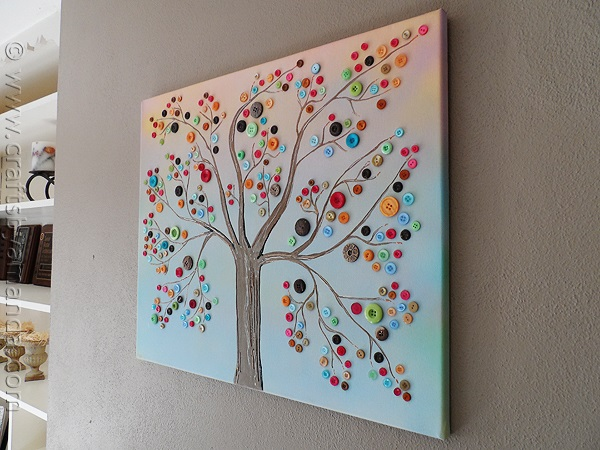 40 Easy Canvas Painting Ideas 36