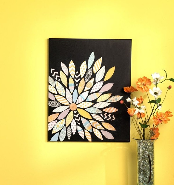 40 Easy Canvas Painting Ideas 38