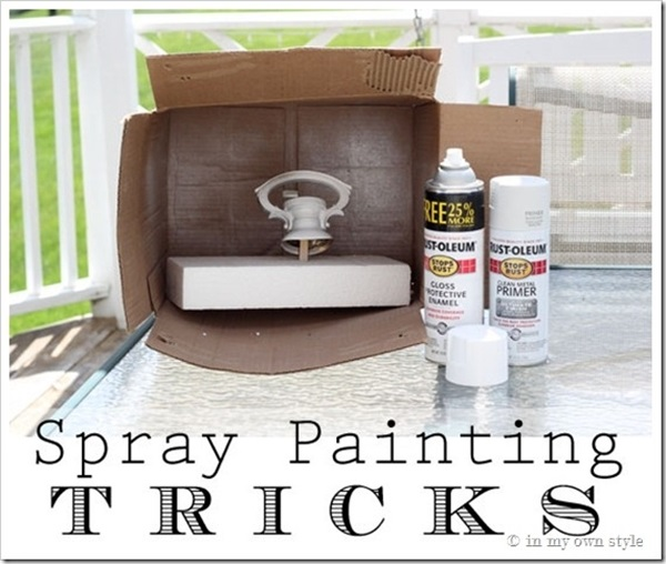 40 Tips and Tricks to ensure a Perfect Paint Job 27
