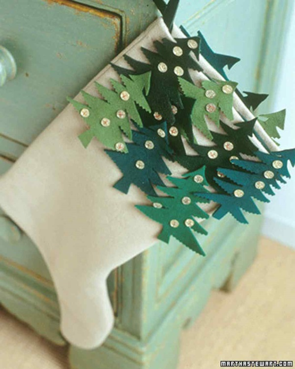 5 Beautiful Ideas for Christmas Stocking 3