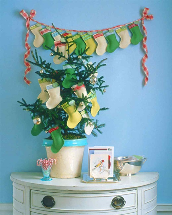 5 Beautiful Ideas for Christmas Stocking 4