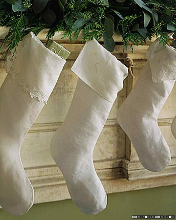 5 Beautiful Ideas for Christmas Stocking 5